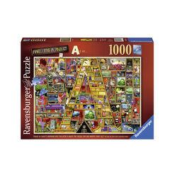 Ravensburger Puzzle 1000 pezzi 19771 - Colin Thompson, , large