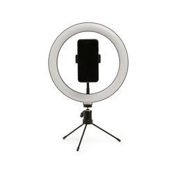 Luce LED per selfie con treppiede, , large