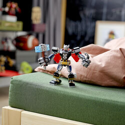 LEGO Super Heroes Armatura mech di Thor 76169, , large