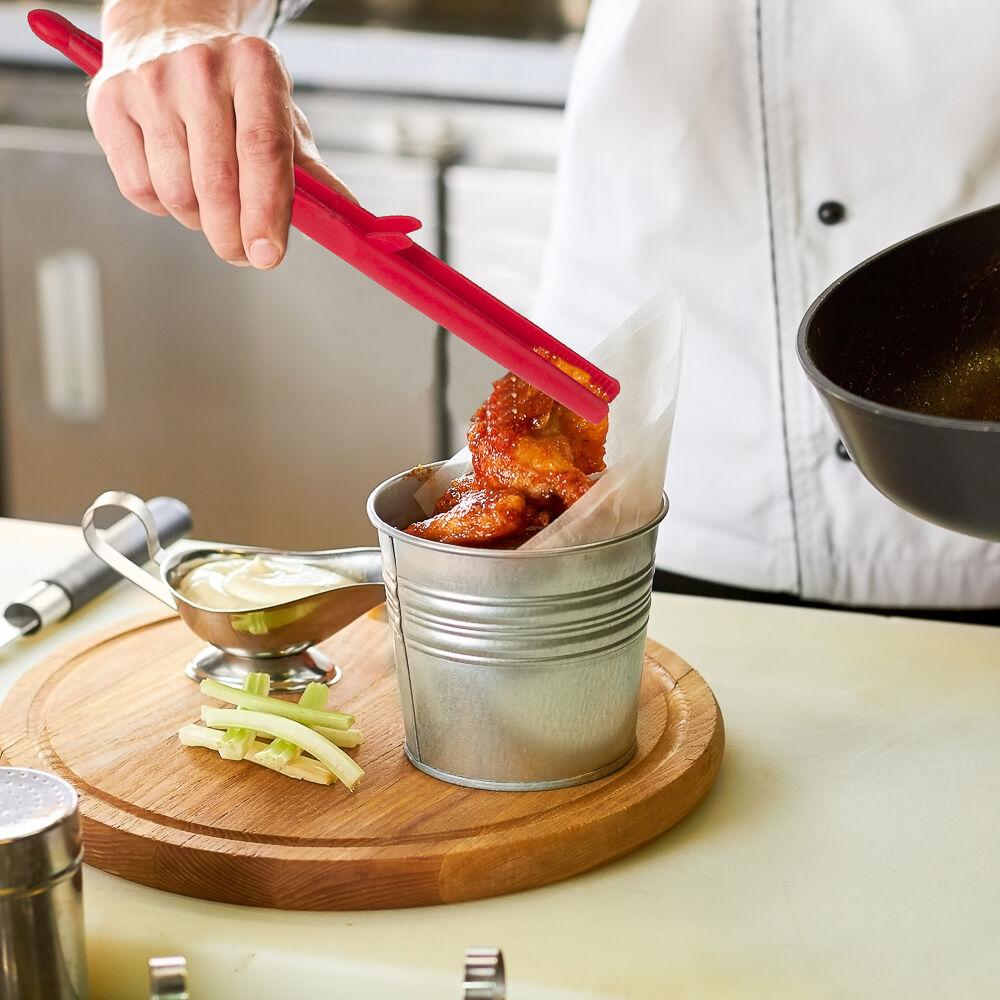 Pinces de cuisine en silicone, , large