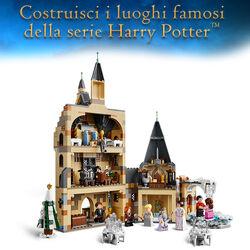 La Torre dell'orologio di Hogwarts 75948, , large