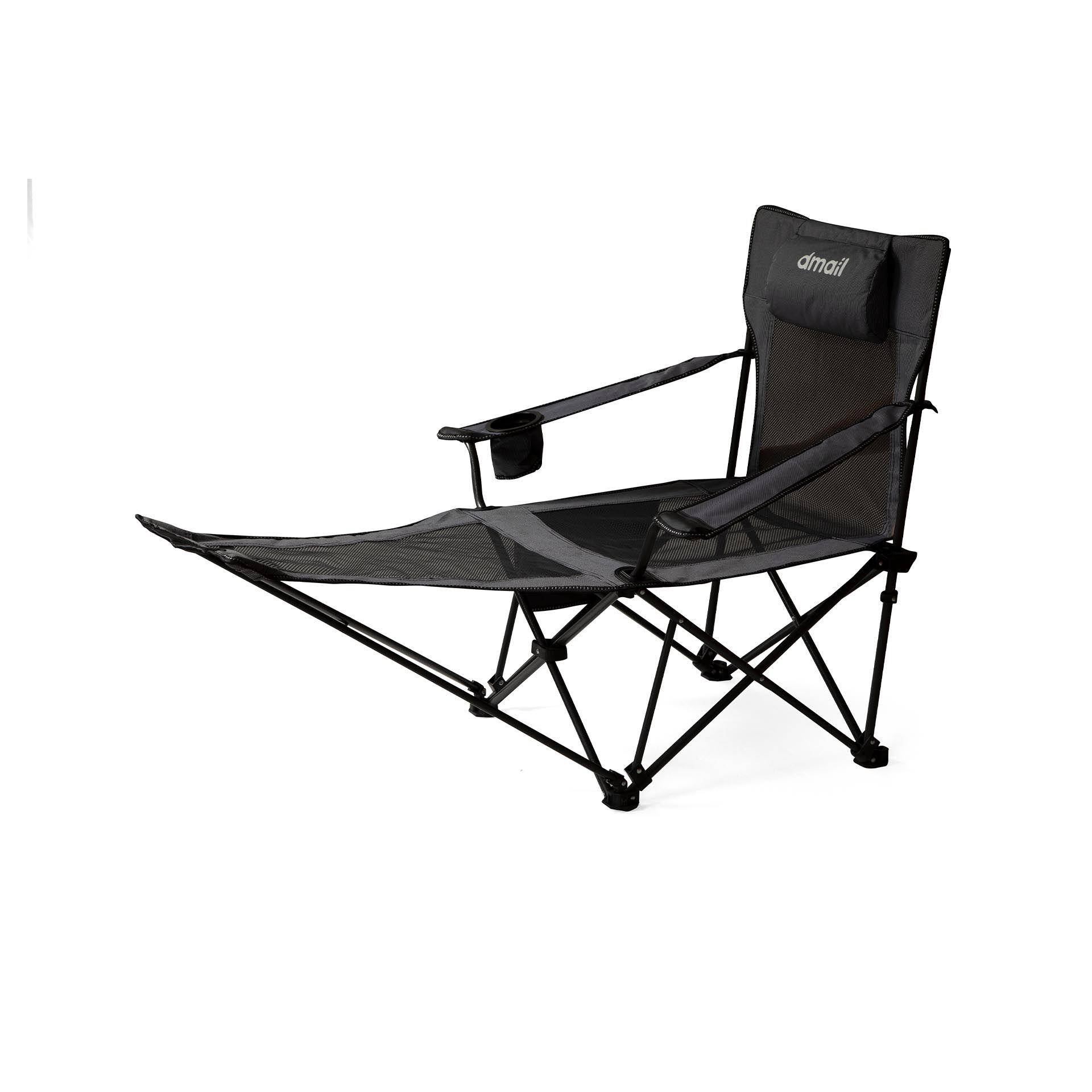 Chaise longue pliante de plage, , large