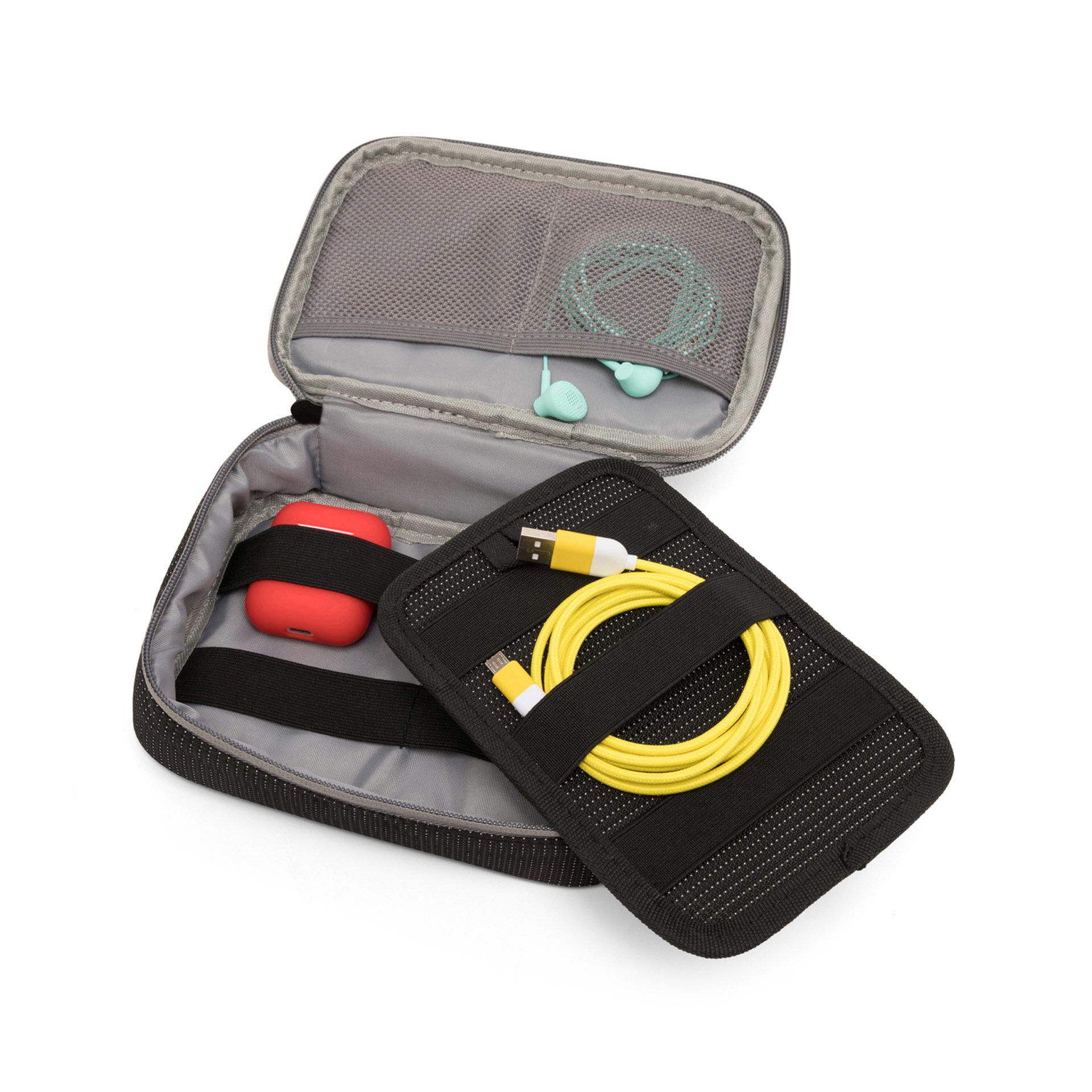 Petite valise pour accessoires hi-tech, , large