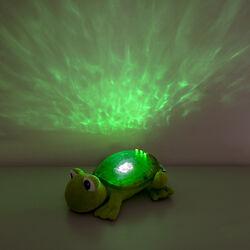 Peluche rana con proiezione luce, , large
