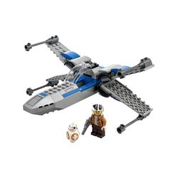 Resistance X-Wing 75297, , large