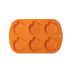 Stampo in silicone per dolcetti a tema Halloween, , large