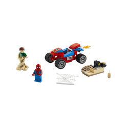 LEGO Super Heroes La resa dei conti tra Spider-Man e Sandman 76172, , large