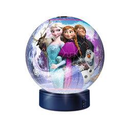 Ravensburger 3D Puzzle Lampada Notturna - 11141 - Frozen 2, , large