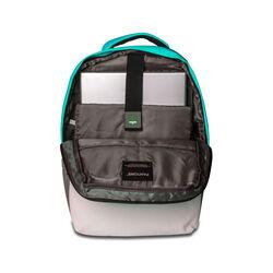 Zaino per laptop linea Pantone - verde petrolio, verde, large