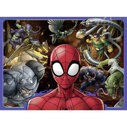 Ravensburger Puzzle 100 pezzi 10728 - Spiderman, , large