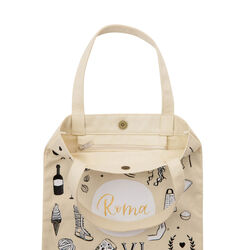 Borsa Tote Bag Roma - Lovely Streets - Mr. Wonderful, , large