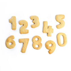 Set 52 formine per biscotti, , large