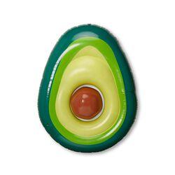 Materassino gonfiabile da mare avocado, , large