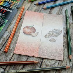 Matita colorata Ecosostenibile - STABILO GREENcolors - ARTY - Astuccio da 24, , large