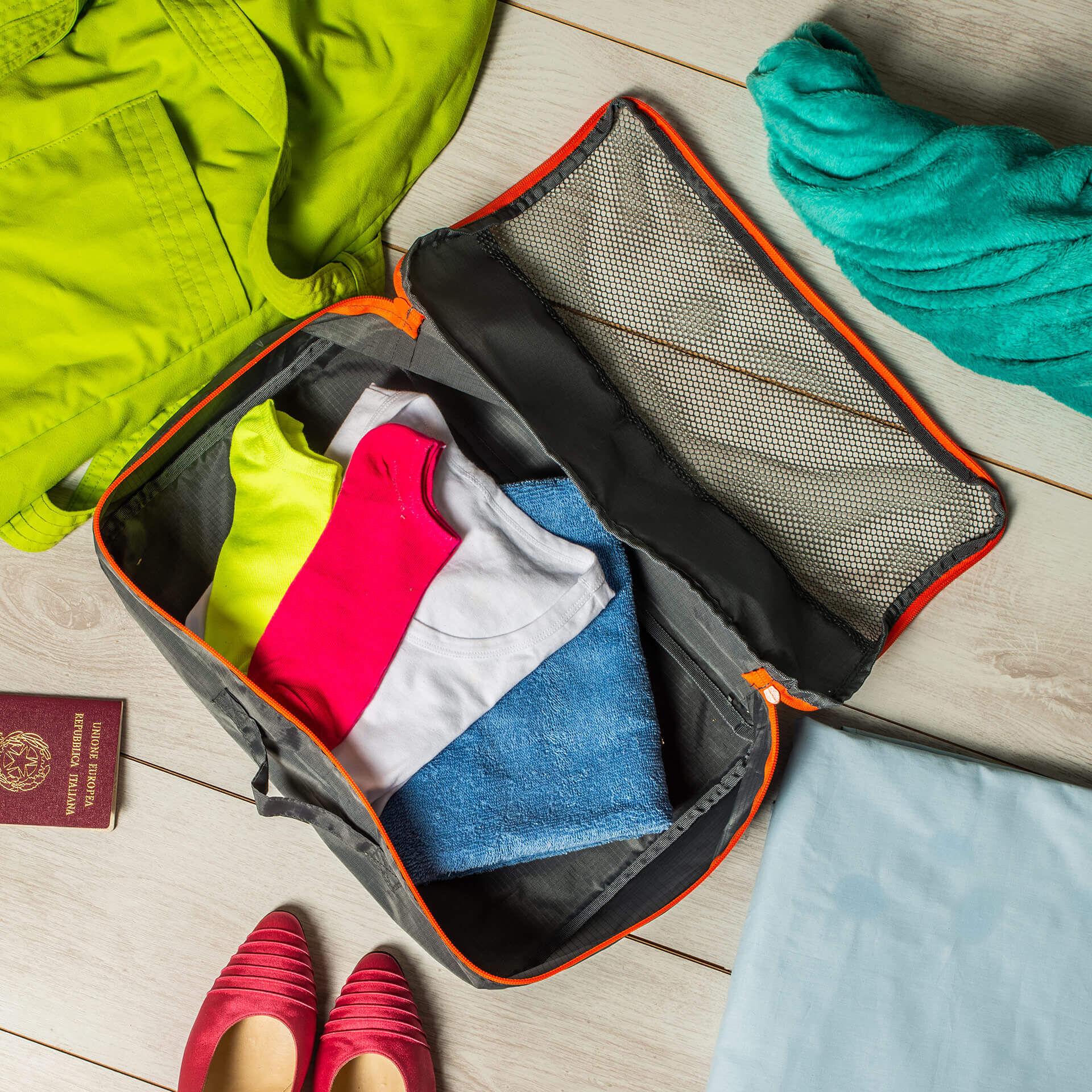 Organisateur multi-fonctions de voyage, , large