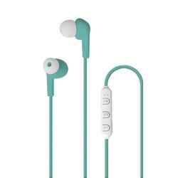 Auricolari Bluetooth - colore Celeste, celeste, large