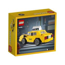 LEGO Merchandise Taxi giallo 40468, , large