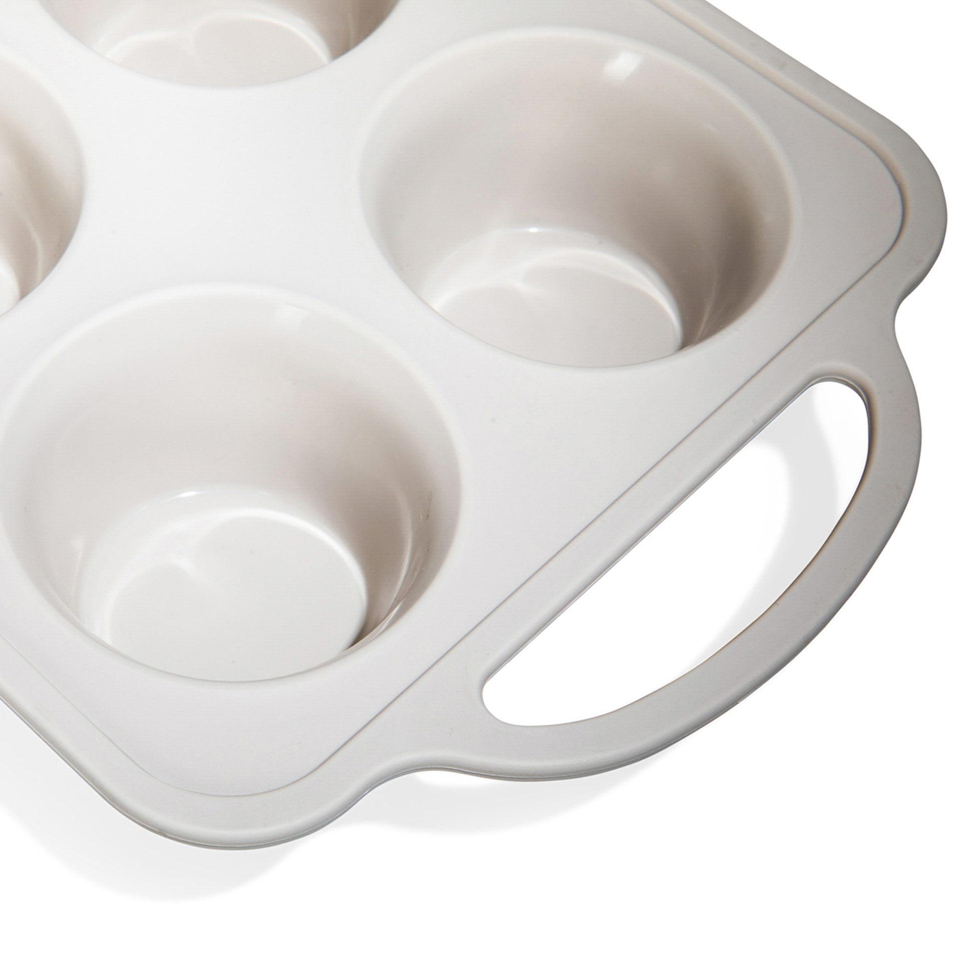 Moule à muffins / cupcakes en silicone, , large