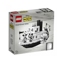 Steamboat Willie 21317, , large