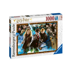 Ravensburger Puzzle 1000 pezzi 15171 - HARRY POTTER, , large