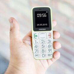 Telefono cellulare per anziani - Teo, colore bianco, , large