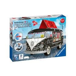 Ravensburger Puzzle 3D - CAMPER VOLKSWAGEN FOOD TRUCK, , large