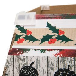 Copertura per base albero di Natale - 53 cm - decorazioni natalizie, , large