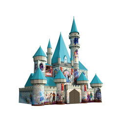 Ravensburger 3D Puzzle Building Maxi - 11156 - Frozen ice castle, , large