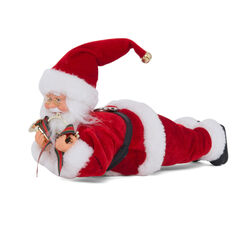 Babbo Natale con ventosa, , large