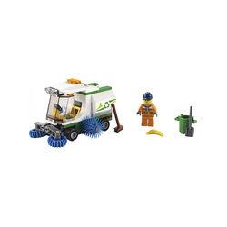 Camioncino pulizia strade 60249, , large