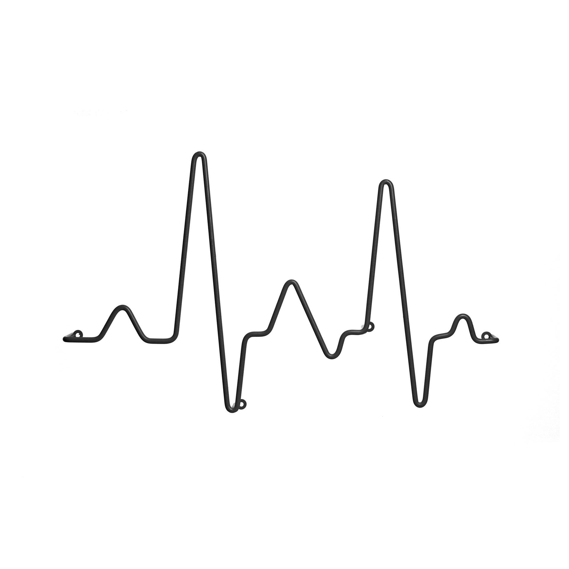 Cintre mural électrocardiogramme Cardio Rack, , large