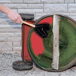 Spazzola per pulizia tosaerba, , large