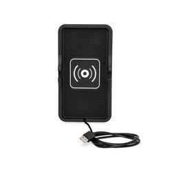 Caricabatteria wireless con ricarica Qi, , large
