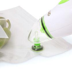 Estrattore d'aria elettrico per sottovuoto con sacchetti, , large