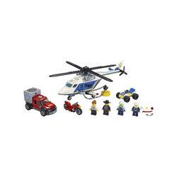 Inseguimento sull'elicottero della polizia 60243, , large