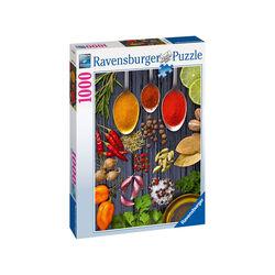 Ravensburger Puzzle 1000 pezzi 19794 - Spezie Sul Tavolo, , large