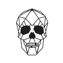 HOMEMANIA Decorazione da Parete Skull, , large