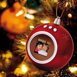 Palla di Natale digitale, , large