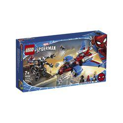 Spiderjet vs. Mech Venom 76150, , large