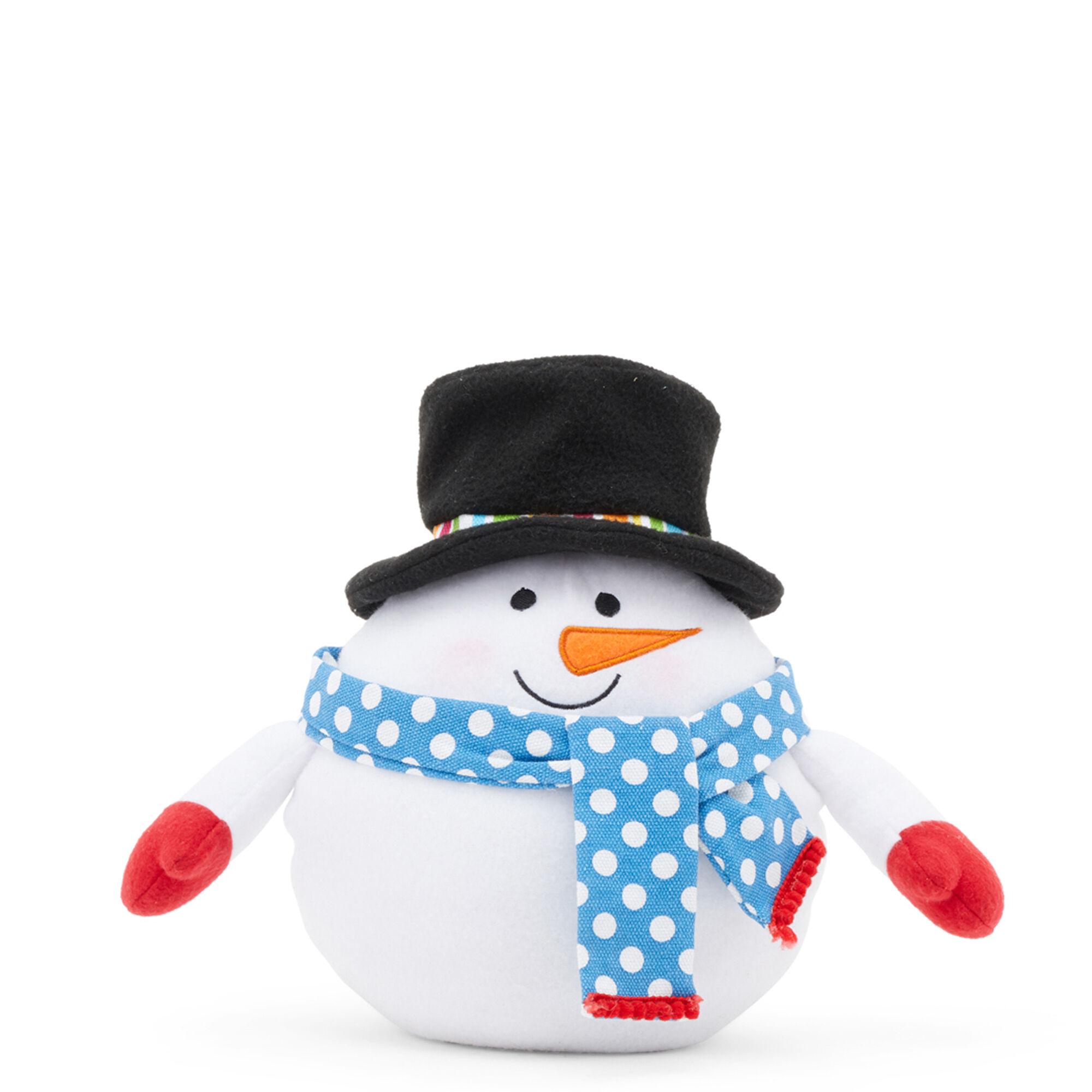 Cale-porte bonhomme de neige, , large