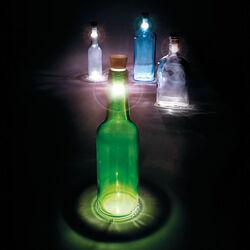 Tappo luminoso a led per bottiglie, , large