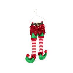 Elfo decorativo per albero di Natale, , large