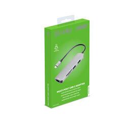 Adattatore multiporta USB-C ProHub Celly, , large