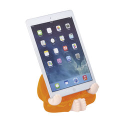 Stand a forma di monaco per tablet, , large