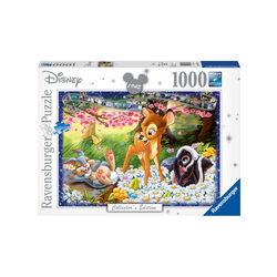 Ravensburger Puzzle 1000 pezzi 19677 - Disney Classics Bambi, , large