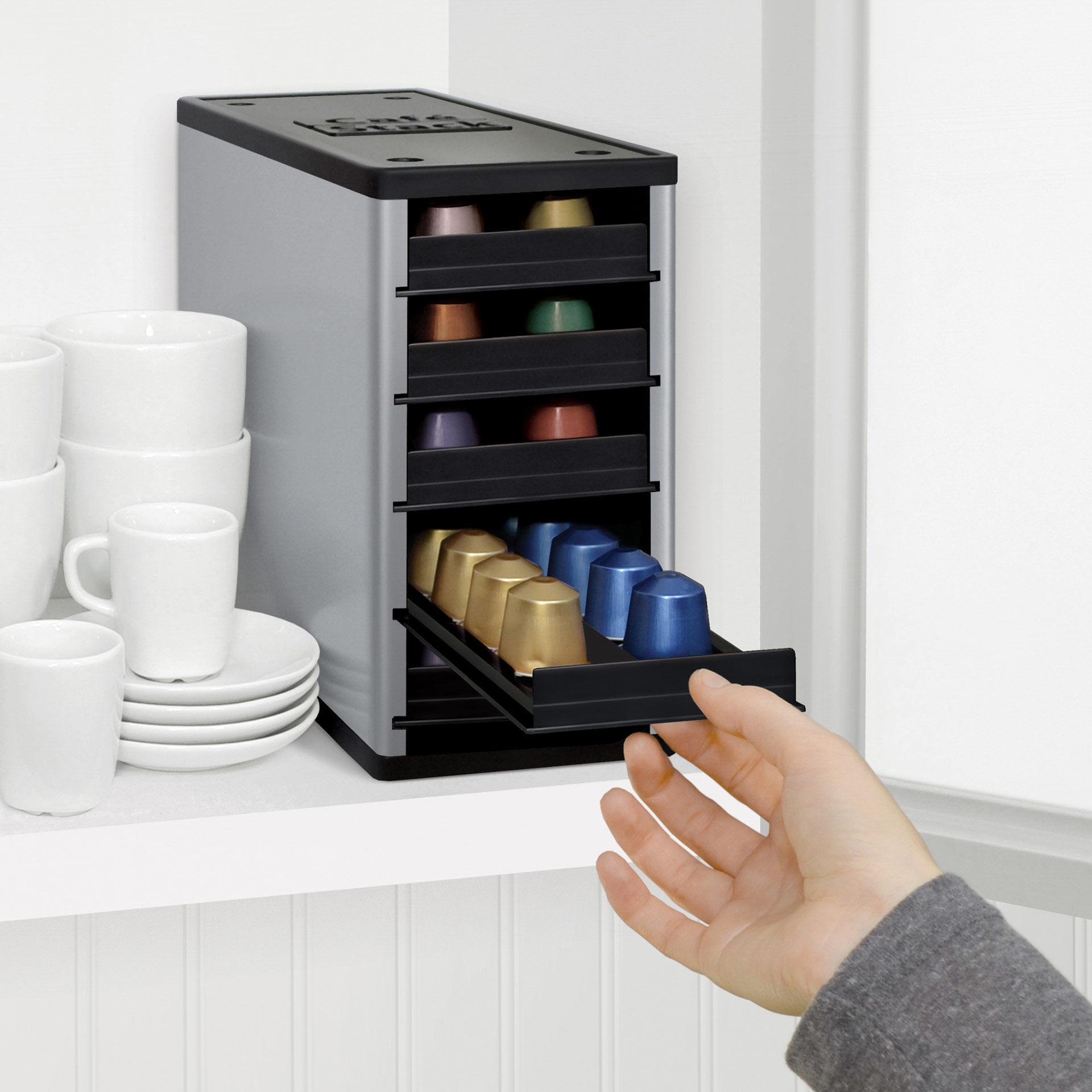 Porte-capsule pour machine à café Nespresso, , large
