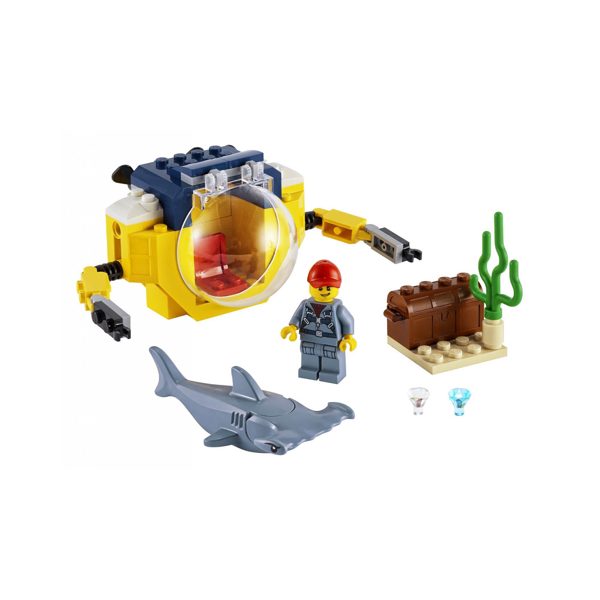 Le mini sous-marin 60263, , large