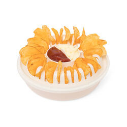 Contenitore cottura patatine al microonde, , large