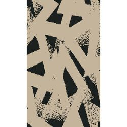 HOMEMANIA Tappeto Stampato Geometric abstract 1, , large