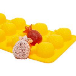 Stampo per cubetti ghiaccio ananas, , large